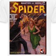 Design ~ The Spider June 1935 3/4XL