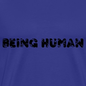 Being human T-shirt - Men's Premium T-Shirt