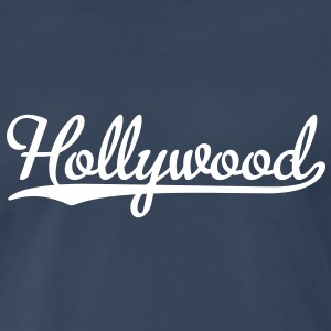 Hollywood T-Shirt - Men's Premium T-Shirt