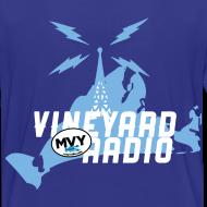 Design ~ Kid's Vineyard Radio (on back)