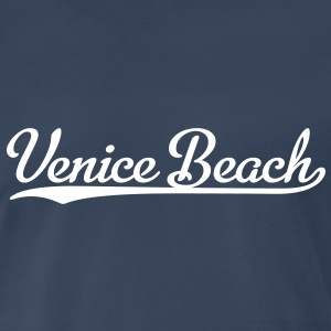 Venice Beach T-Shirt - Men's Premium T-Shirt