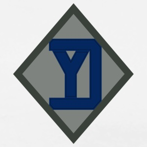 26th Infantry Yankee Div T-Shirts - Men's Premium T-Shirt