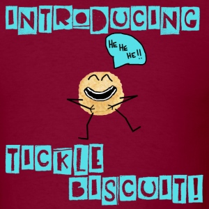 Introducing Tickle Biscuit - Men's T-Shirt