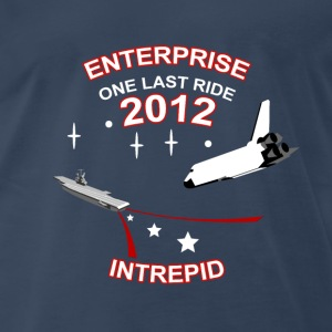 Enterprise Commemoration T-Shirts - Men's Premium T-Shirt