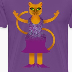 CARMEN THE CAT T-Shirts