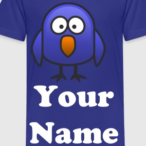 Big Bird - Kids' Premium T-Shirt