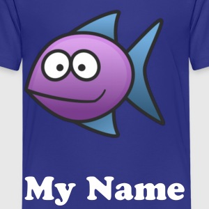 Fishy Wishy Childrens T-shirt - Kids' Premium T-Shirt