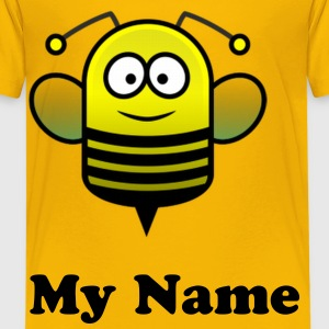 Mr Busy Body Bee Childrens T-Shirt - Kids' Premium T-Shirt