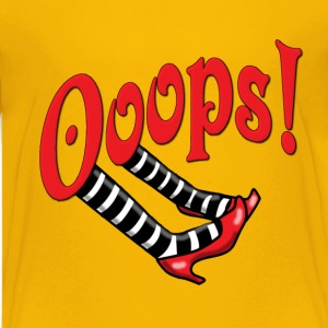 Wizard of Oz Ooops! Kids' Shirts - Kids' Premium T-Shirt