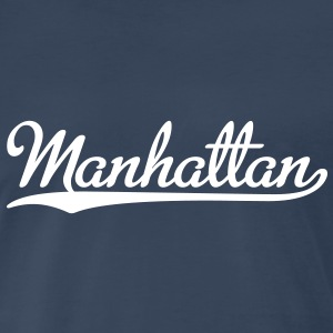 Manhattan T-Shirt - Men's Premium T-Shirt