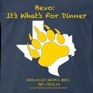 Design ~ Bevo:  It's What's For Dinner - Men's