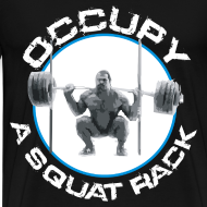 Design ~ Occupy A Squat Rack