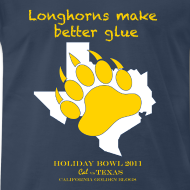 Design ~ Longhorns Make Better Glue - Men's