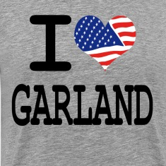 i love garland T-Shirts