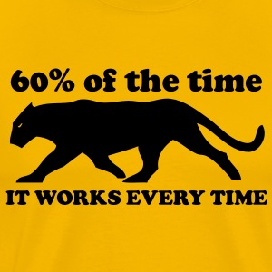 Sex Panther T-Shirts - Men's Premium T-Shirt