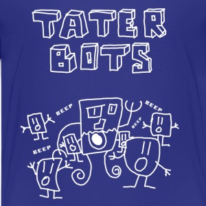 Tater Bots for Kids - Kids' Premium T-Shirt