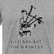 Design ~ Guitars are for Wankers.