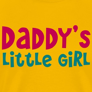 DADDY's little girl T-Shirts - Men's Premium T-Shirt