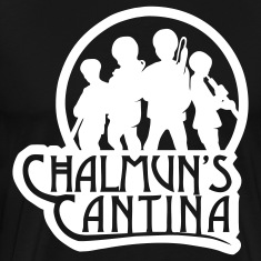 Chalmuns Cantina -www.TedsThreads.co