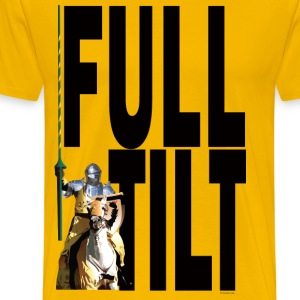 Full Tilt heavy weight T - Men's Premium T-Shirt