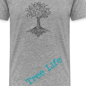 TreeLife2 - Men's Premium T-Shirt