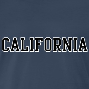 California T-Shirt - Men's Premium T-Shirt