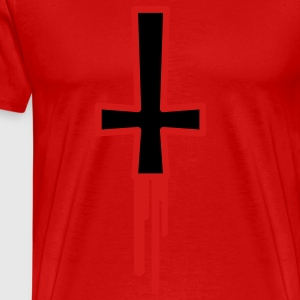 blood_cross T-Shirts - Men's Premium T-Shirt