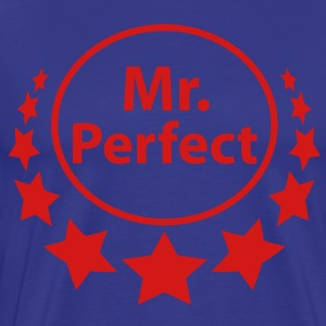 mr_perfect T-Shirts - Men's Premium T-Shirt