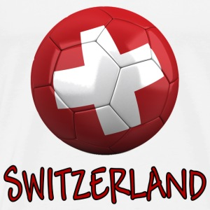 Team Switzerland FIFA World Cup T-Shirts - Men's Premium T-Shirt