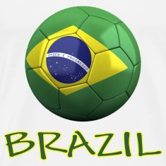Team Brazil FIFA World Cup T-Shirts