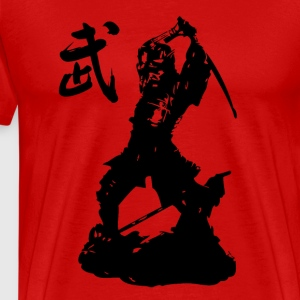 Warrior T-Shirts - Men's Premium T-Shirt