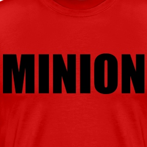 Minion Wear - Basic Minion - Men's Premium T-Shirt