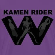 Design ~ Kamen Rider W Team Tee