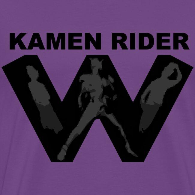 Kamen Rider W Team Tee
