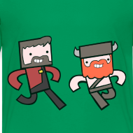 Design ~ Kids Tee: Hey Yogscast