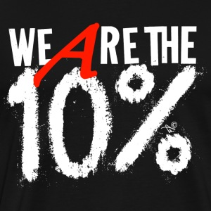 Ten Percent - Men's Premium T-Shirt