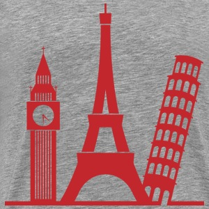 Europe (dd)++ T-Shirts - Men's Premium T-Shirt