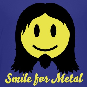 Metal Smiley Icon 2c Kids' Shirts - Kids' Premium T-Shirt