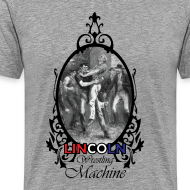 Design ~ Abraham Lincoln Wrestling Machine