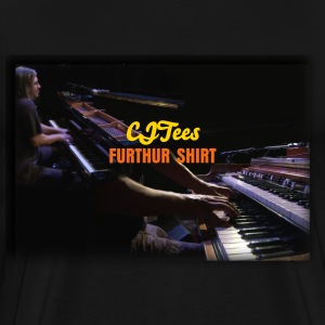 Keyboards - Jeff Chimenti - Men's Premium T-Shirt