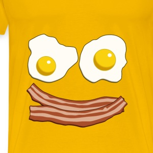 Bacon and Eggs - Men's Premium T-Shirt