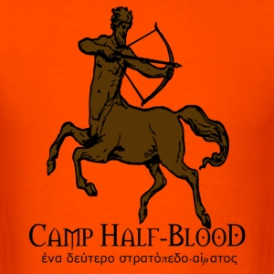 Camp Half-Blood Centaur - Men's T-Shirt
