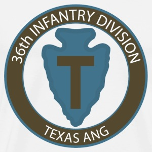 36th Infantry Texas ANG T-Shirts - Men's Premium T-Shirt