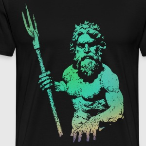KING NEPTUNE - Men's Premium T-Shirt