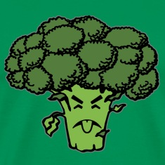 Broccoli Yuck T-Shirts