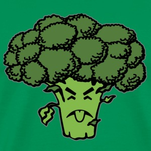 Broccoli Yuck T-Shirts - Men's Premium T-Shirt