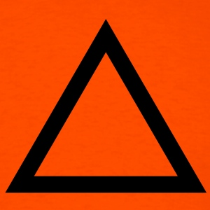 triangle_line T-Shirts - Men's T-Shirt