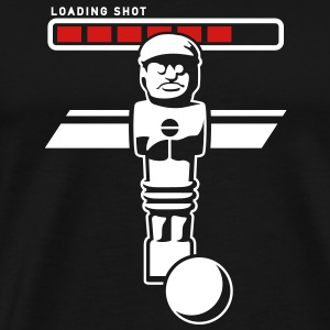 loading shot T-Shirts - Men's Premium T-Shirt