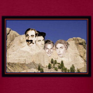 Mount Marxmore - Men's T-Shirt