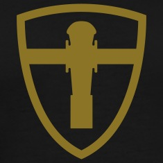 foosball_shield T-Shirts
